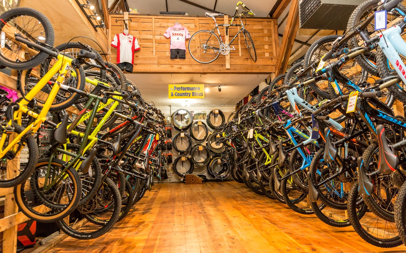 What the best bike shops all have in common the gears of for Bmx store